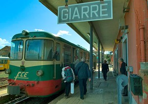 Stazione circumetnea di Giarre
