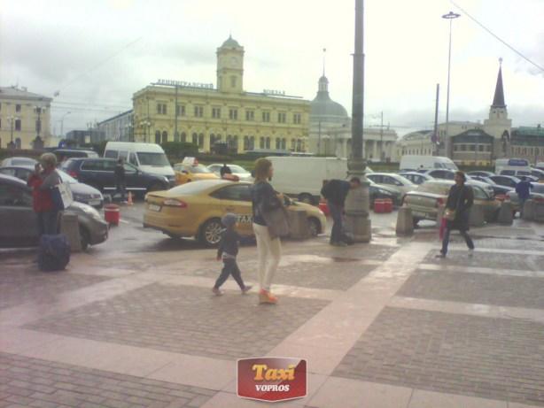 такси москва казанский вокзал