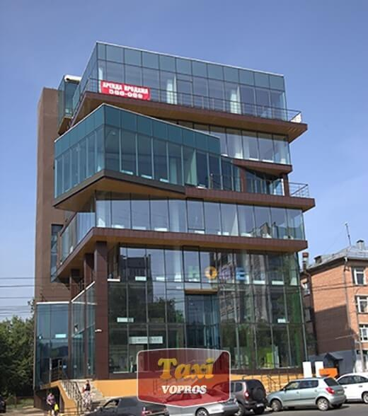 Новый офис партнера Яндекс-такси