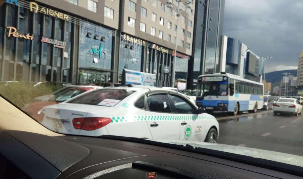 Такси Улан-Батор