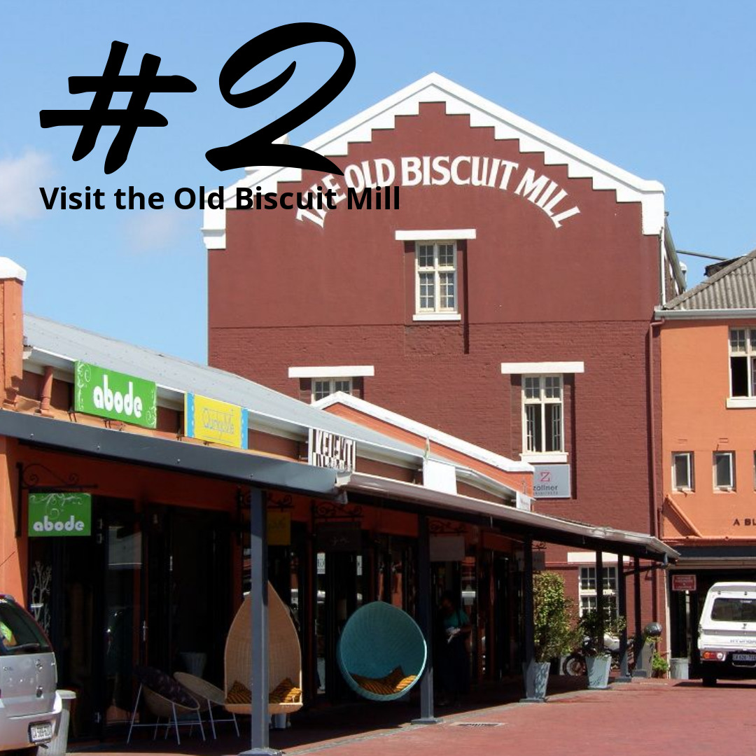 Visit the Old Biscuit Mill