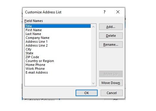 cara membuat label undangan 103 di word 2007