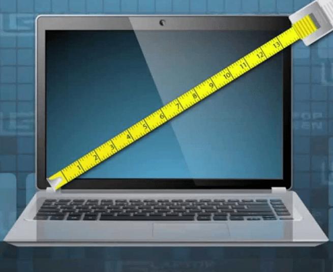cara mengecilkan layar laptop