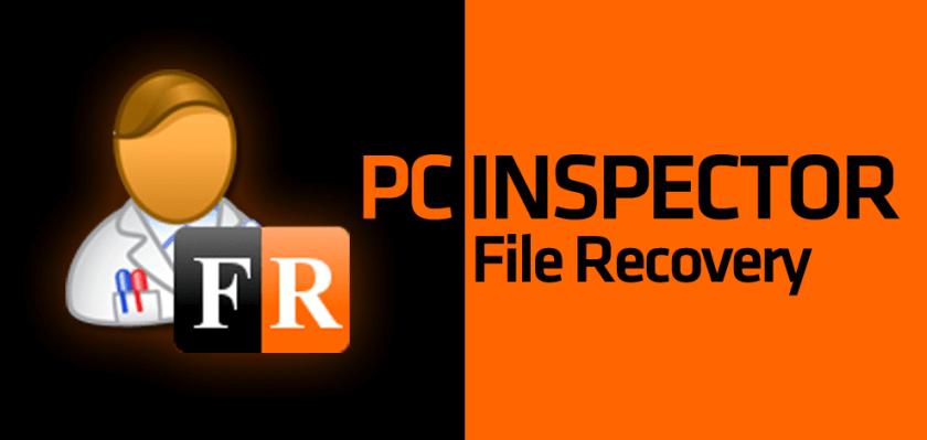 Menggunakan PC Inspectory File Recovery
