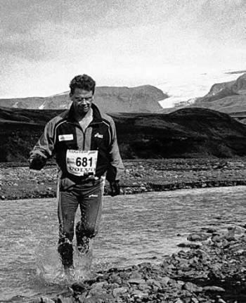 Ultramarathons met Han Frenken