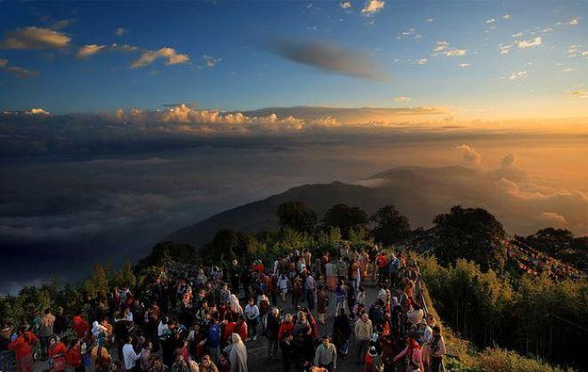 Tiger Hills Darjeeling