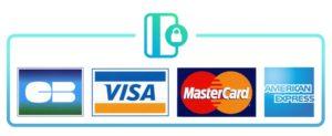 Paiements acceptés par carte bancaire