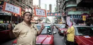 protesta-taxi-cinesi