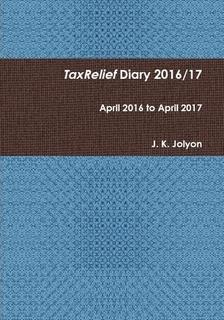 TaxRelief Diary