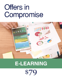 Offers in Compromise E learning course