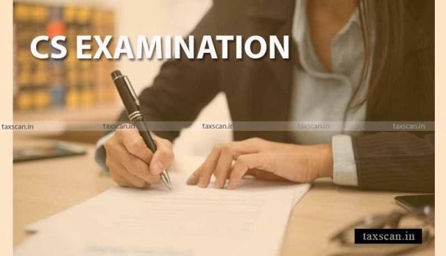 सीएस परीक्षा - ICSI -Taxscan