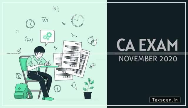 ICAI Nov 2020 एक्जाम- गुजरात सरकार - छात्र - सीए एक्जाम-टैक्सस्कैन