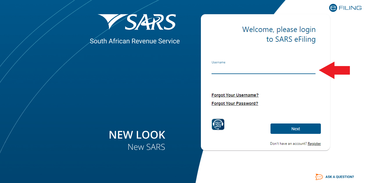 How to Register your Company for SARS eFiling | TaxTim SA