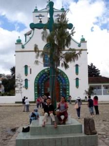 Iglesia de San Juan Chamula, Chiapas