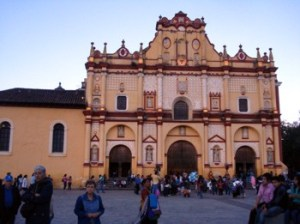 Iglesia Principal de San Cristobal de las Casas, Chiapas