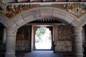 Murales, Palacio de Gobierno, Tlaxcala