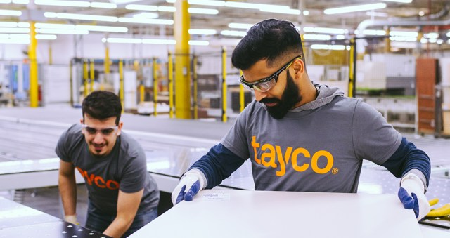 Travailler à Tayco