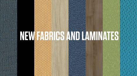 Introducing New Fabrics and Laminates