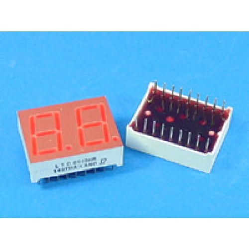 Led Display Circuit Further 7 Segment Led Display Circuit On 7
