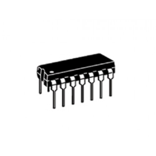 74HCT30 7430 8-INPUT NAND GATE IC