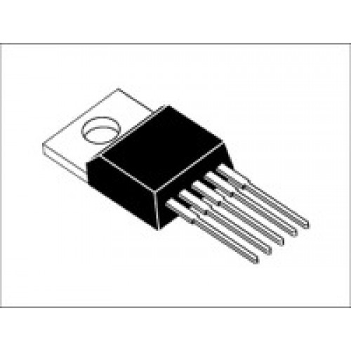 lm2576 switching regulator