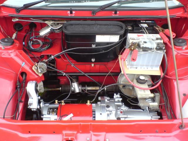 Benzinli Otomobillerin Elektrikliğe çevirilmesi