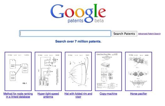 Google Patent Sorgulama