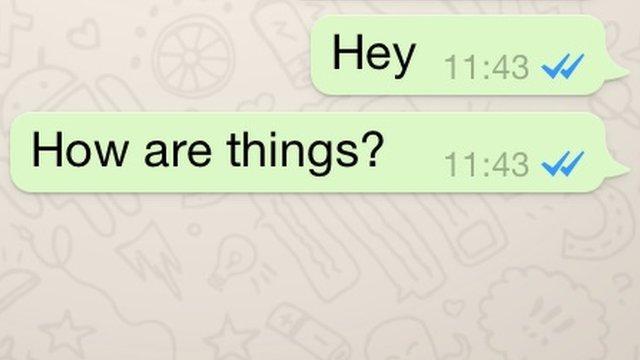 WhatsApp Mavi tikler Nasıl İptal edilir