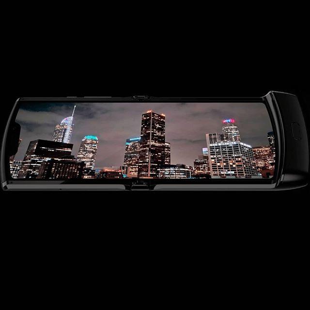 Yeni Motorola Razr