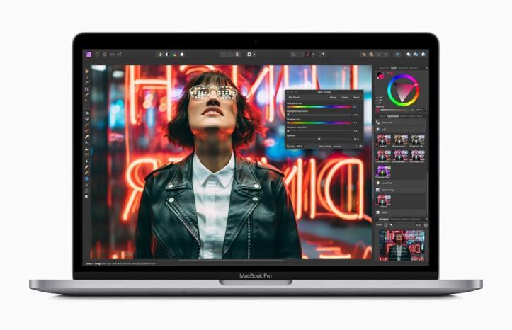 Yeni Macbook Pro 13