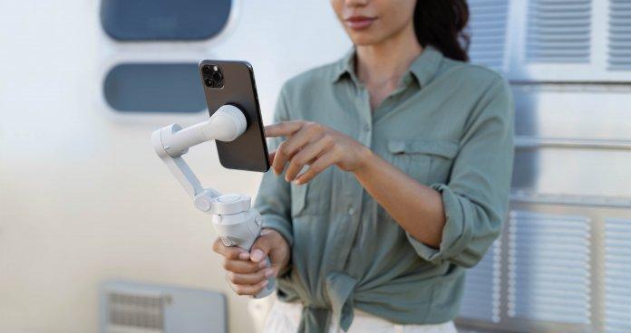 Dji Osmo Mobile 4 Mıknatıslı Gimbal