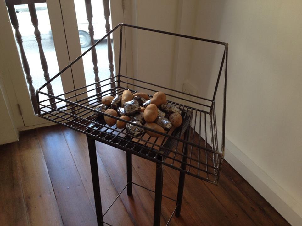 Naked Potatoes - Without a Potato Vendor (2015)