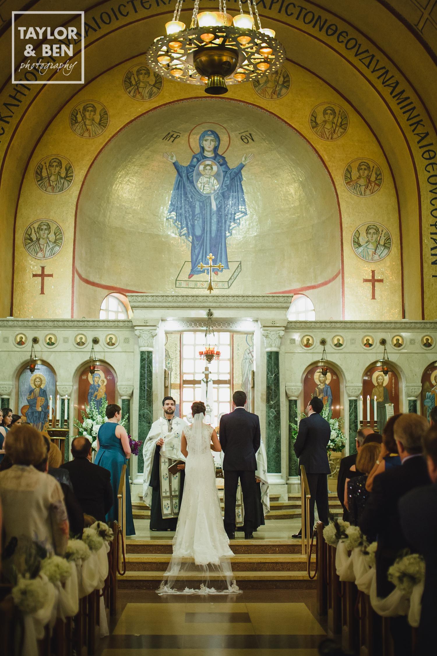 St Sophia DC And Newton White Mansion Wedding Washington