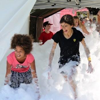 Foam Tent - Twilight Festival