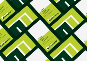 Canterbury Foam Concrete Business Cards