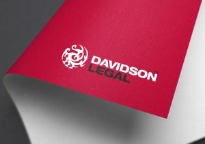 Davidson Legal Logo