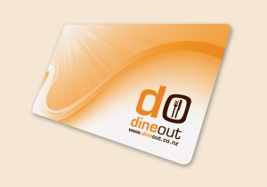 DineOut Loyalty Card