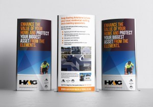Haig Roofing Solutions Signage
