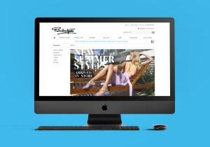 Ballantynes Website Design iMac3