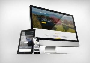 Woodbank Estate Bed and Breakfast Website
