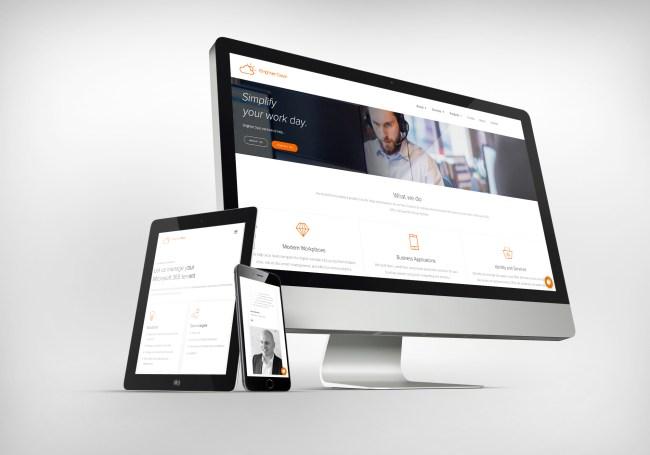 Brighter Days Website