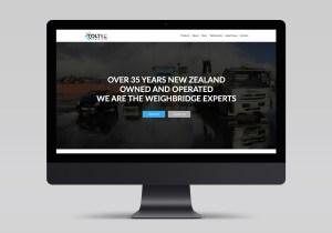 Toltec Scale Website iMac