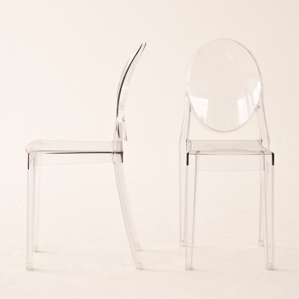 victoria ghost chair container store bungee