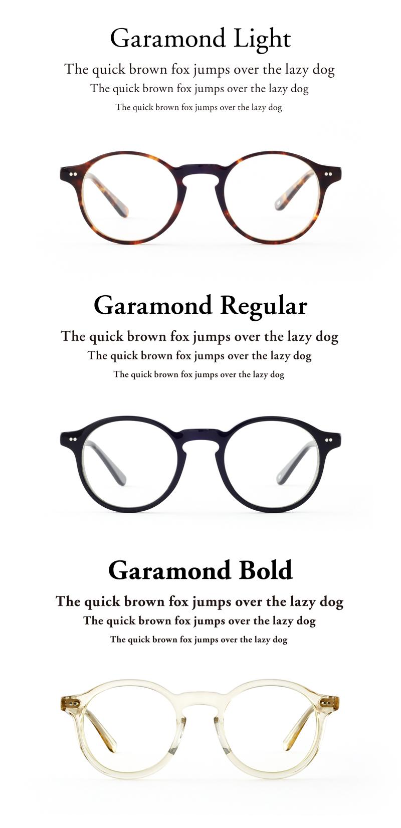 Typeface Inspired Specs - Website Design CT   Taylor Design