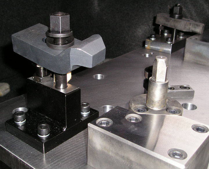 CNC Holding Fixtures Gallery
