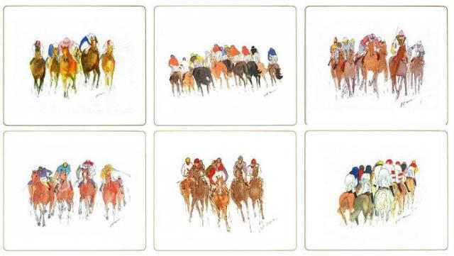 Racing Tablemats