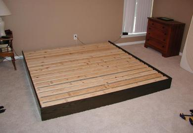 Homemade Bed Frames