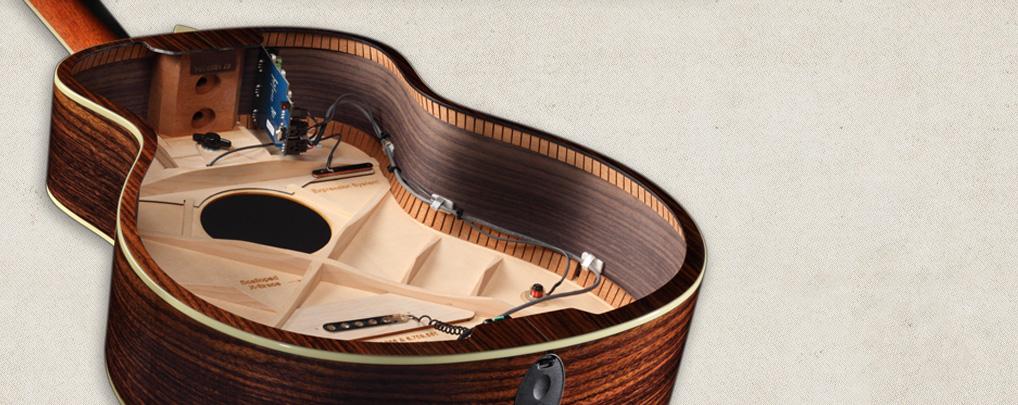 Taylor Guitar Wiring Diagram Adding K Amp K Pure Mini Alongside Taylor Es The Acoustic