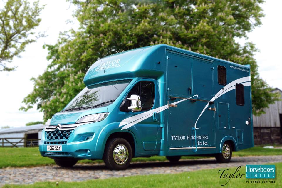 Horsebox Hire Cheshire
