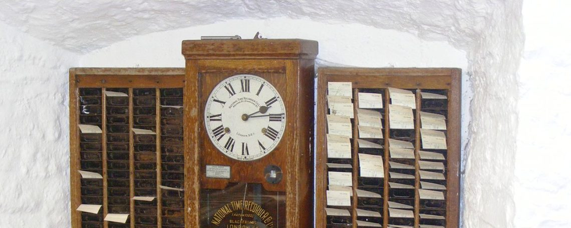 History of Time Management